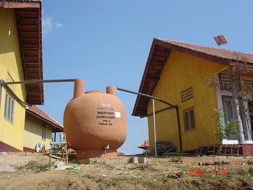 Lagoswatta – a?ezare ecologic? din Sri Lanka