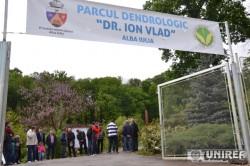 Parcul Dendrologic de pe Mamut, ianugurat oficial