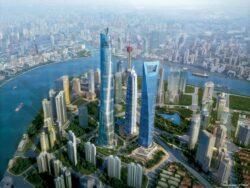 Shanghai Tower, a doua cladire din lume ca inaltime, un model de eficienta energetica  Citeste mai mult: Shanghai Tower, a doua cladire din lume ca inaltime, un model de eficienta energetica