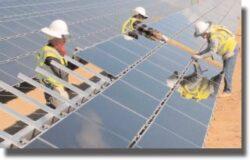 Centralele electrice fotovoltaice au luat avant