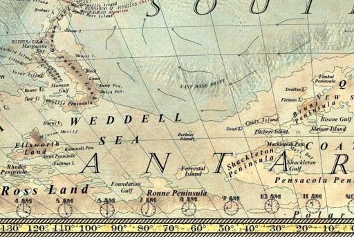 . In sfarsit am putea vedea pamanturile Antarcticii.
