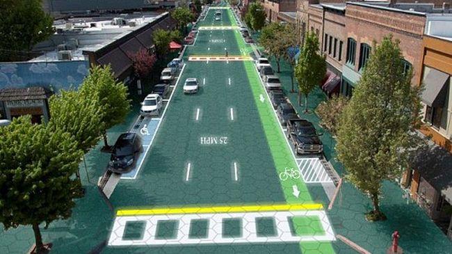 Autostrazile viitorului ar putea rezolva problema globala a productiei de energie
