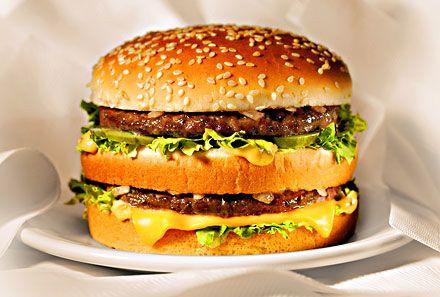 M?nânci din 1.000 de vaci când mu?ti dintr-un hamburger