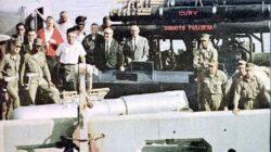 Bombele nucleare pierdute de americani pe plajele Spaniei. Zona este si acum contaminata