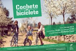 """Doamnele si domnisoarele sunt invitate la """"Cochete pe biciclete"""""""
