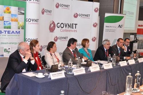 """Conferin?a """"Biomas?, Biogaz & Cogenerare – România 2014"""", prilej de dezbatere a provoc?rilor din sector"""