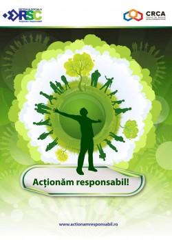 """Evenimentele marca """"Actionam Responsabil!"""" din urmatoarea perioada"""