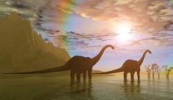 Ultimul din neamul sau: a fost descoperit dinozaurul care a supravietuit unei extinctii in masa