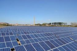 Parc fotovoltaic la Nucet