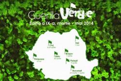 Guerilla Verde: Filmul documentar, educatie alternativa pentru tineri