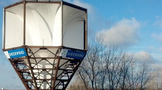 Invelox, o alternativa mai ieftina la turbinele eoliene traditionale