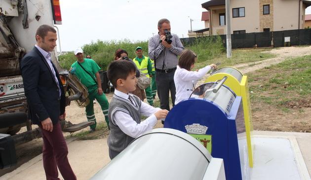 Mangalia este primul ora? din sud-estul României cu sistem subteran de colectare a de?eurilor