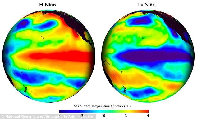 Avertisment - în câteva luni, Terra va fi afectat? de un fenomen meteo de o intensitate f?r? precedent