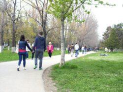 Ziua verde la Constanta: actiune de ecologizare in zona Lacul Tabacariei