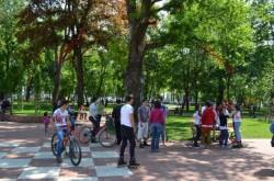Bistrita sarbatoreste Ziua Europeana a Parcurilor