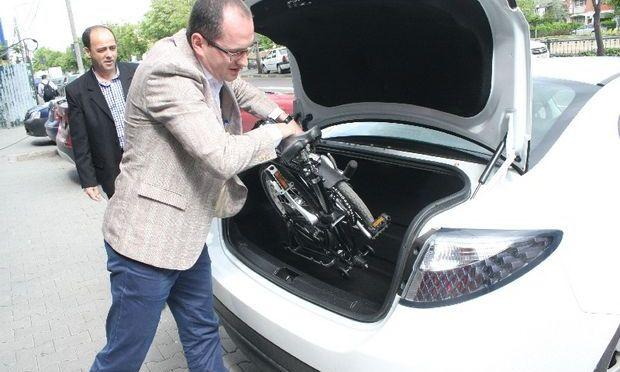 Din comercializarea certificatelor de emisii de gaze cu efect de ser? se vor amenaja pistele pentru bicicli?ti