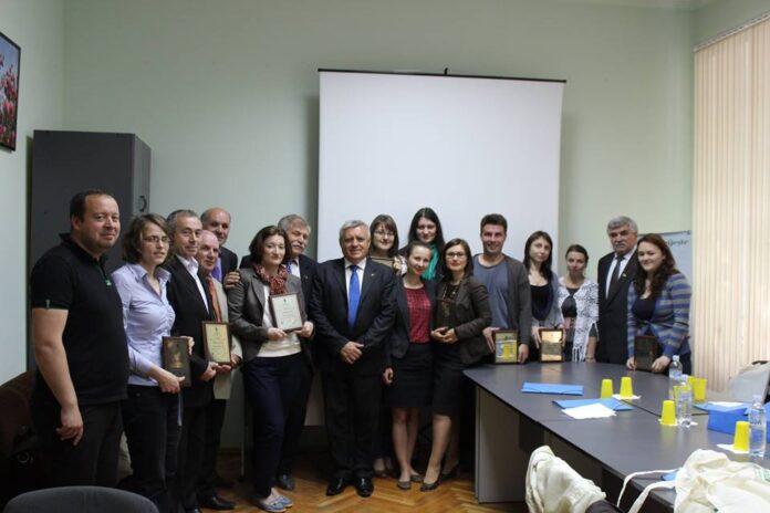 Jurnalistii care abordeaza tematica de mediu au fost premiati la Chisinau