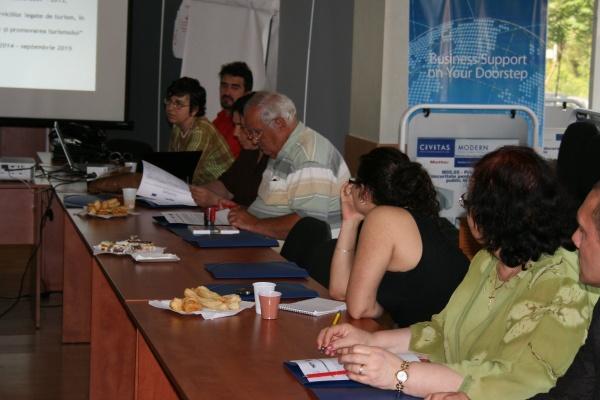 S-a lansat proiectul Ecofish Danubis