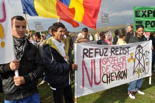 Chevron se retrage din Bulgaria. Va continua în România în schimb