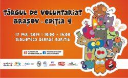 Organizatie de voluntariat? Inscrie-te la Targul de voluntariat Brasov!
