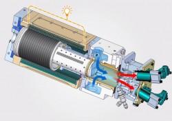 Toyota a construit un motor cu ardere interna care genereaza electricitate