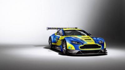 Aston Martin vrea s? doteze ma?inele de curse cu panouri solare