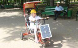 """Inovatii eco la lansarea Saptamanii Energiei Durabile din Moldova. """"Soarele si vantul sunt resursele viitorului"""""""