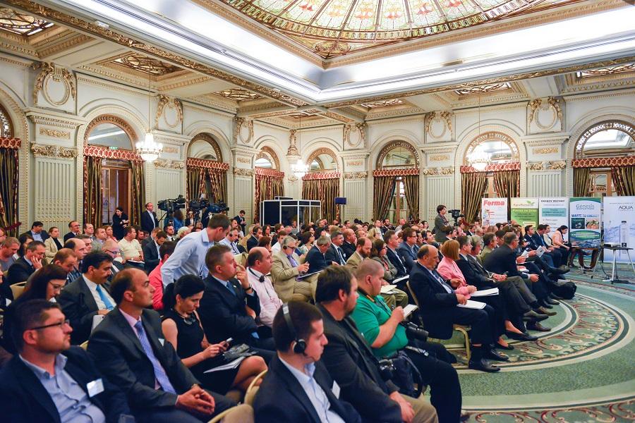 Inaugurarea ARBIO: Toata lumea a fost de acord: Biomasa si Biogazul sunt o prioritate pentru Romania.