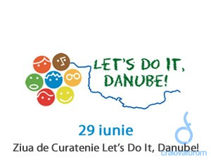 "Craiova: Campania ""Let`s Do It, Danube!"" a?teapt? voluntari la Ziua Cur??eniei"