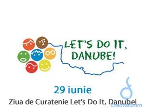 """Craiova: Campania """"Let`s Do It, Danube!"""" a?teapt? voluntari la Ziua Cur??eniei"""