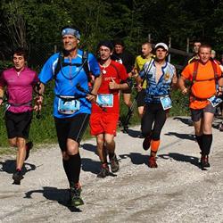 Alergare montan? în Retezat
