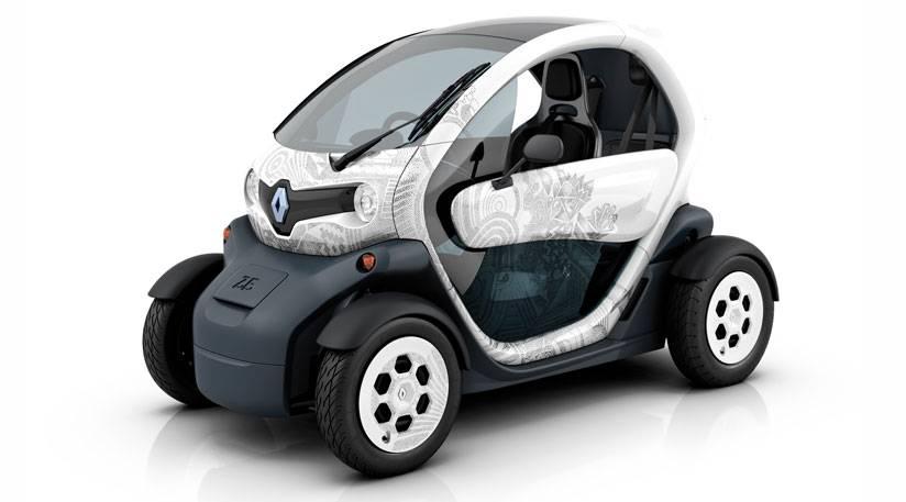Masina electrica Renault Twizy a auns in Romania, la preturi de 7000 de euro