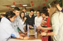 25 echipaje din tara au participat la Agafton la un concurs national de Protectia Mediului
