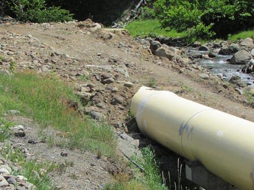 Autoritatile maramuresene dezaproba ideea construirii de microhidrocentrale pe cursurile de apa din judet si fac demersuri pentru oprirea acestor investitii