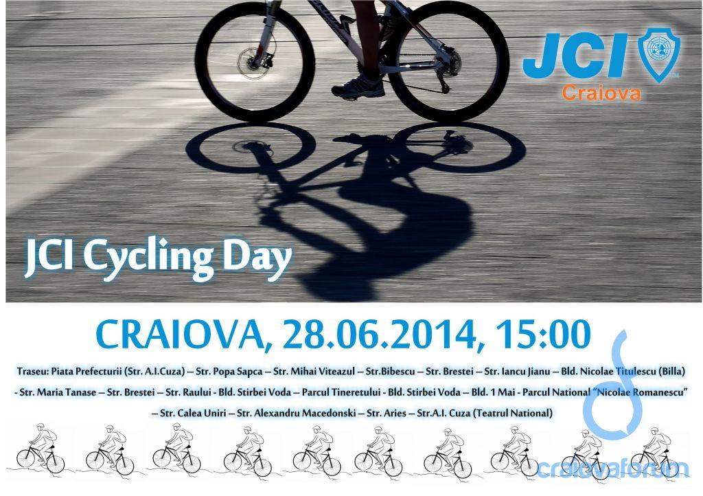 Craiova: Hai, la plimbare, în mar?ul bicicli?tilor!