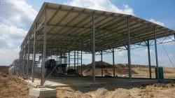 Lucrarile la depozitul ecologic de deseuri al Clujului au fost oprite.