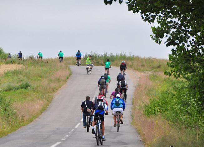 "A treia tura ciclist? b?n??ean? ""Verde pentru Biciclete"""