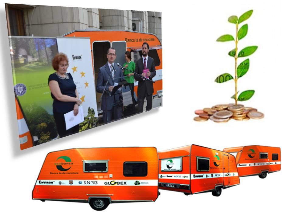 """Ministrul Attila Korodi a lansat proiectul """"ECOBANCA – Banca ta de reciclare"""""""