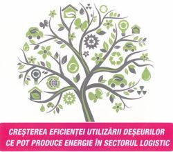 De?eurile pot produce energie în sectorul logistic
