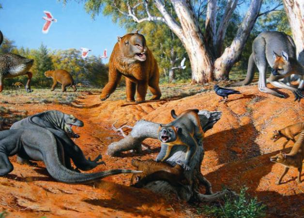 Oamenii de ?tiin?? au numit cauza extinc?iei acum 100 mii de ani a megafaunei