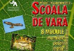 """Scoala de Vara """"Antipa"""""""