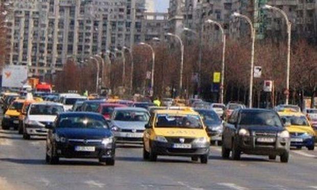 Emisiile de CO2 ale ma?inilor vândute în Europa au crescut cu 25%