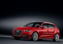 Planuri mari la Audi: Pana in 2020 toate modele vor avea versiuni hibride plug-in