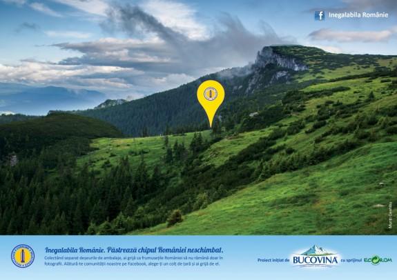 Inegalabila Românie: program de responsabilitate social? pentru protejarea mediului înconjur?tor