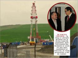 Germania interzice exploatarea gazelor de sist. La Pungesti, americanii continuã!
