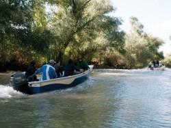 Decontul braconajului impus de Sulfina Barbu in Delta Dunarii