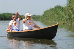 Infrastructura verde, servicii de ecoturism si pescaturism in patru localitati din Delta Dunarii