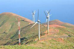 Insula care utilizeaza energia regenerabila