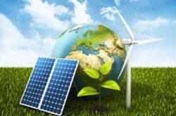 Fruntasi la consum de energie verde