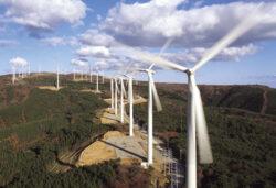 Dobrogea - cel mai mare parc eolian din Europa Centrala si de Est